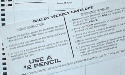 Questions About Election Commission Memo Regarding Ballot Harvesting