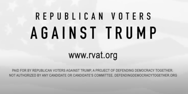 GOP Opponents of Trump to Air Ad During Packer Game