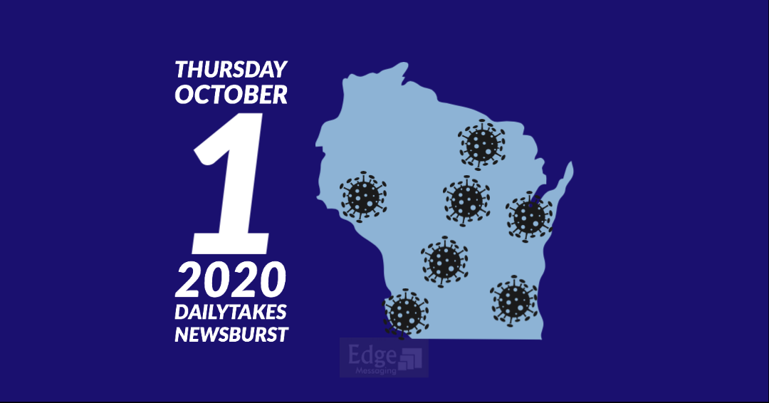 COVID-19 Case Rise Impacting Wisconsin Businesses, Political Campaigns
