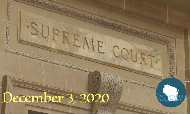 Wisconsin Supreme Court Rejects President Trump's Election Lawsuit
