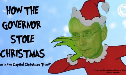 The Governor's War on Christmas