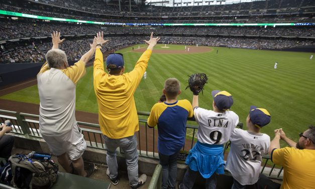 Full Crowds at Brewer Games Mean Jobs